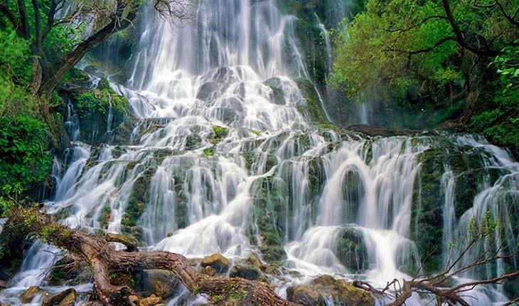 آبشار شوی، اعجاز طبیعت دزفول