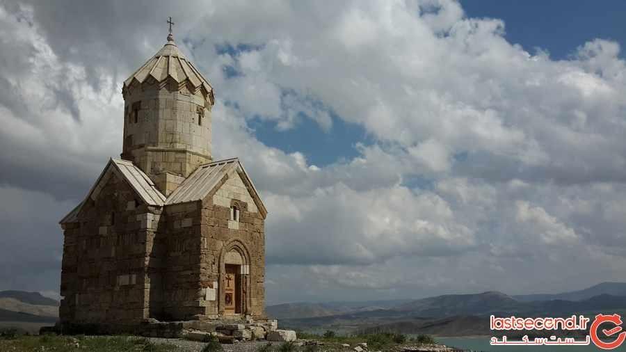 کلیسای زور زور، نهمین اثر جهانی در ماکو