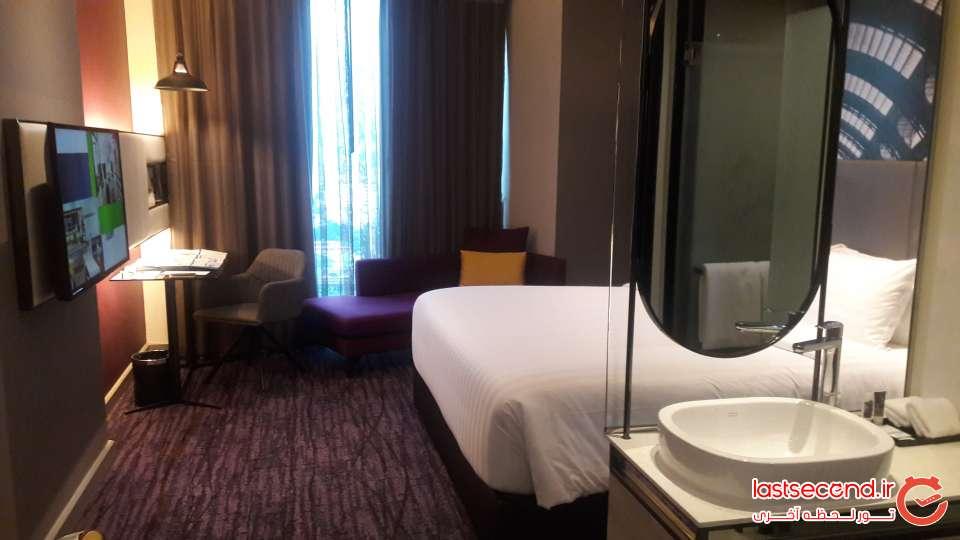 هتل مرکور ماکاسان