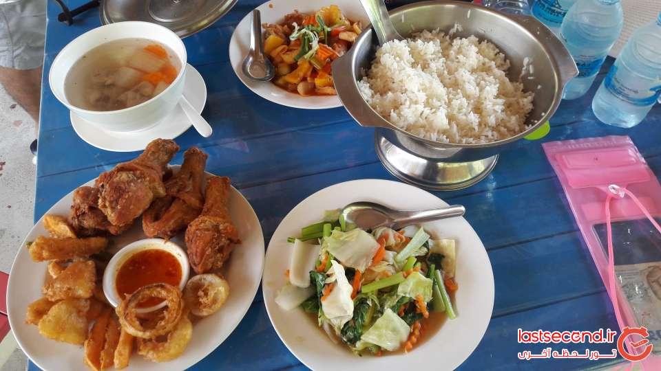 ناهار تایلندی