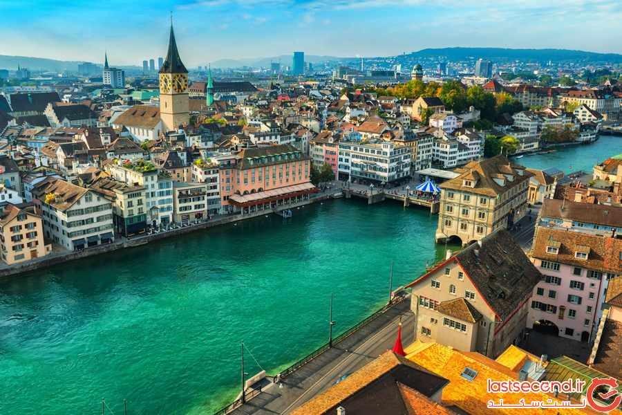 گرانترین شهرهای جهان برای زندگی کردن کدامند