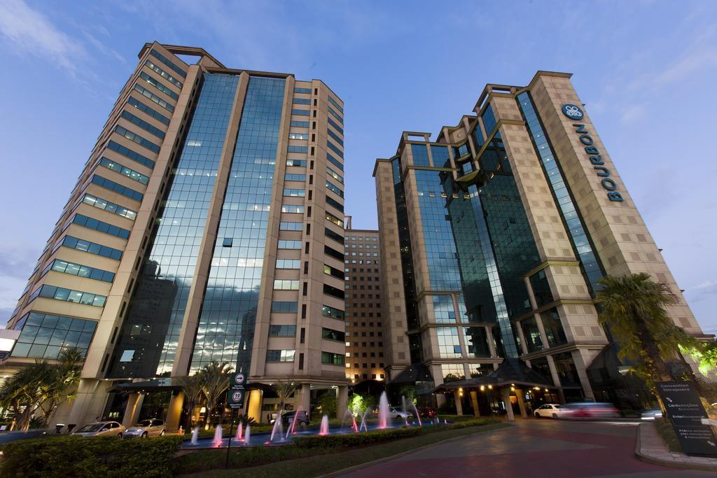 هتل بوربون کانونشن ایبیراپوئرا  سائوپائولو