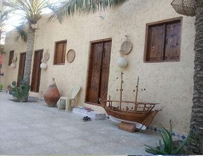 خانه سنتی ناخدا امینی