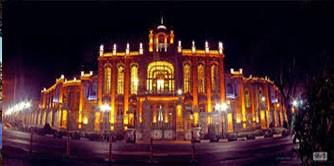راهنمای شهر قدیمی تبریز