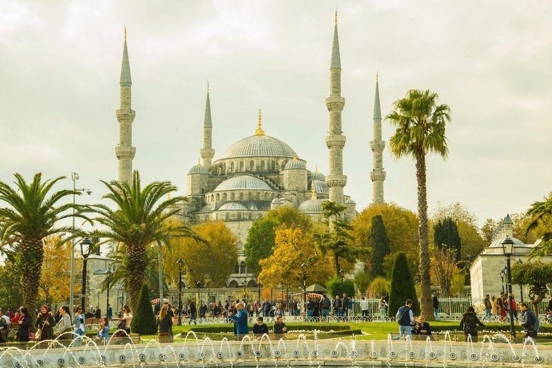 مسجد آبی (مسجد سلطان احمد)