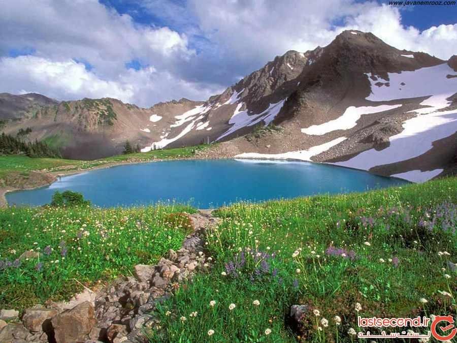 کوه گل بهشت افسانه ای سی سخت