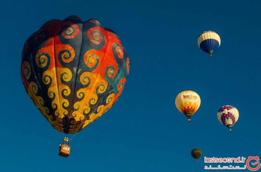 رنگارنگ ترین فستیوال های جهان