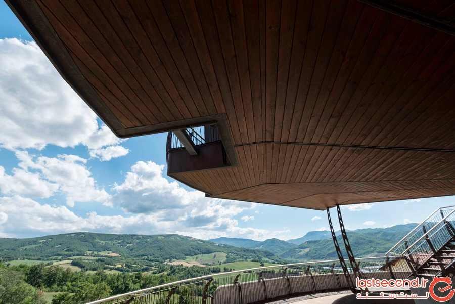 خانهای با قابلیت دوران 360 درجه!!