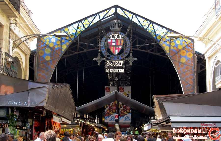 بهترین مکانها برای خرید سوغاتی در بارسلونا