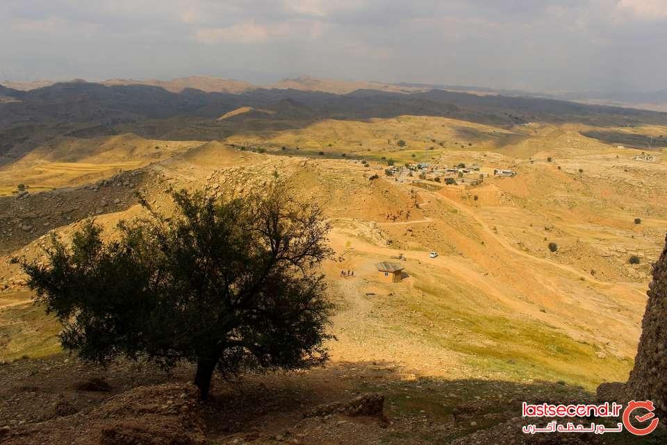 قلعه شاداب دزفول
