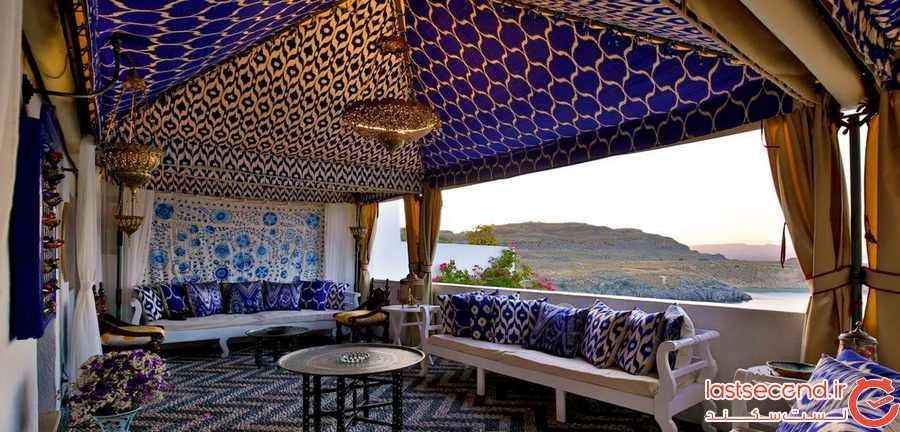 هتل ملنوس (Melenos Hotel ) ، اقامتگاهی در کنار آکروپلیس یونان 