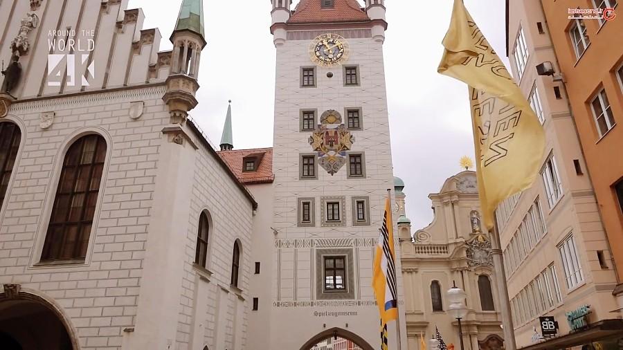مونیخ، رتبه چهارم بهترین شهرهای دنیا برای زندگی