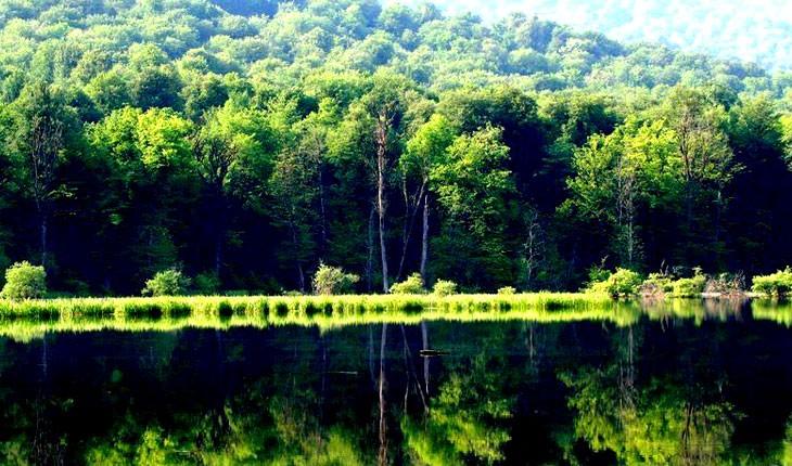 دریاچه الندان کیا سر، خیالی که واقعیت است