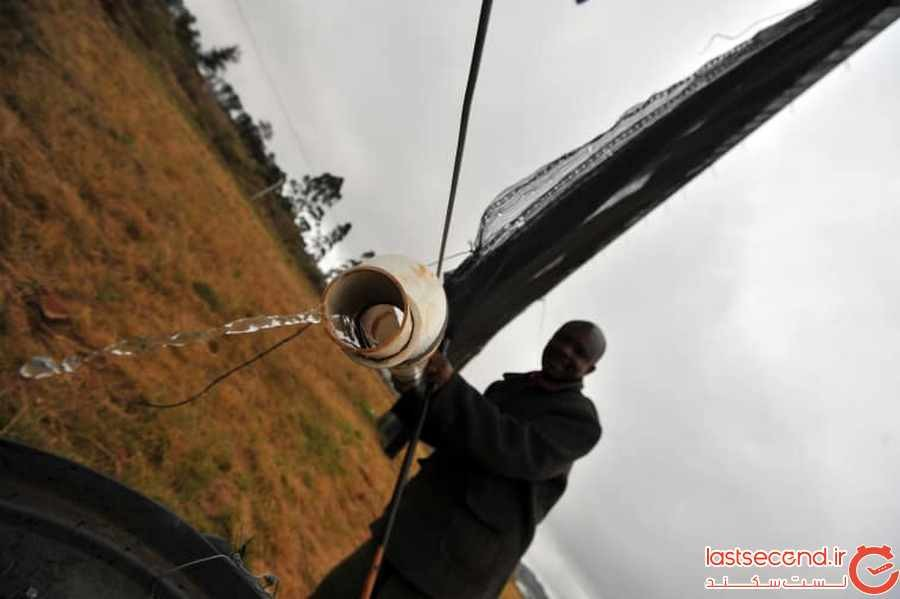 مه برداری ، روشی نوین برای ذخیره آب در سراسر جهان