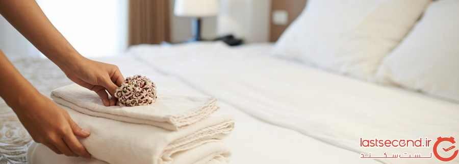 کارهای که در هتل نباید انجام دهید