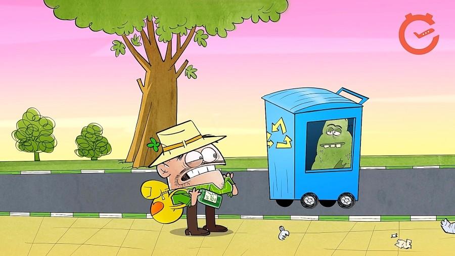 وقتی یه آشغال عوضی بهت گیر می ده و ول کن هم نیست!