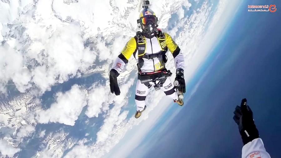 سقوط از ارتفاع 33000 پایی بر فراز کوه مون بلان