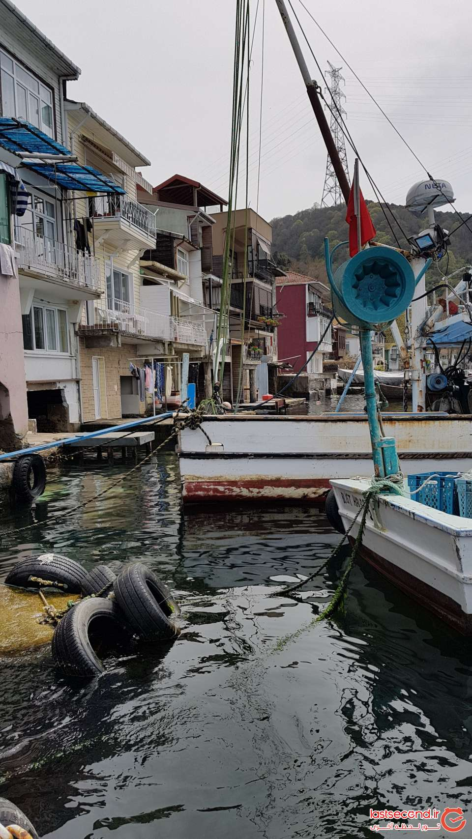 آشنایی با استانبول ، شهر بندرها و کشتی ها