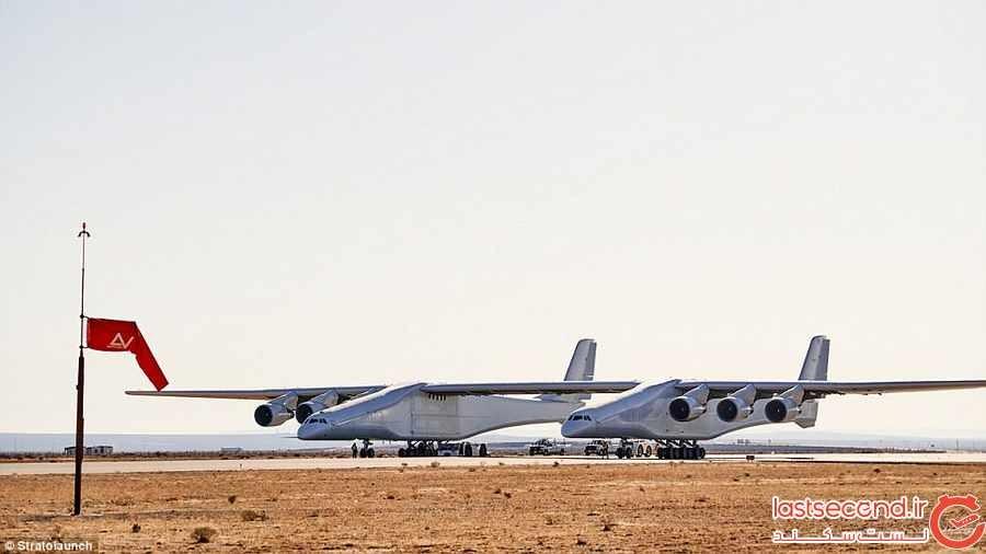 شمارش معکوس برای رونمایی از بزرگترین هواپیمای جهان