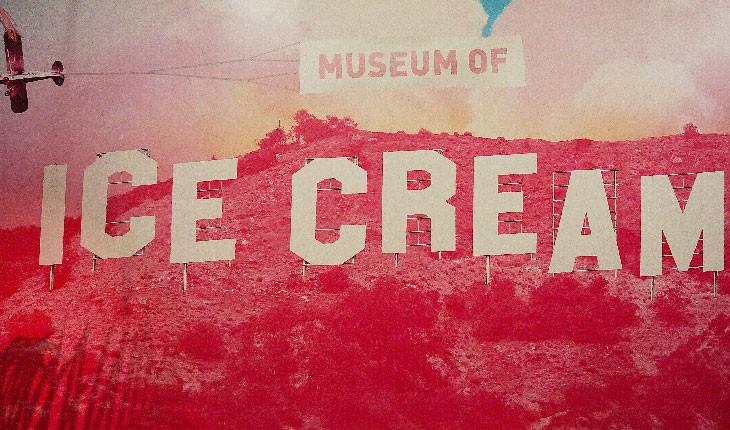 تجربه ی شیرین در موزه ی بستنی