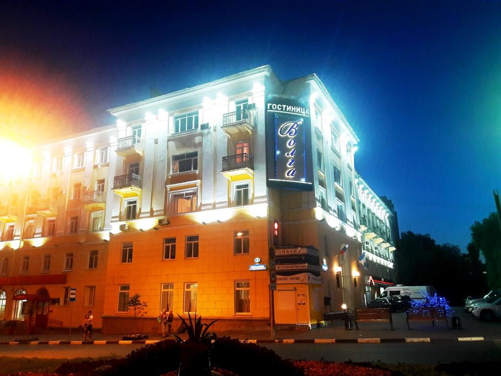 هتل ولگا