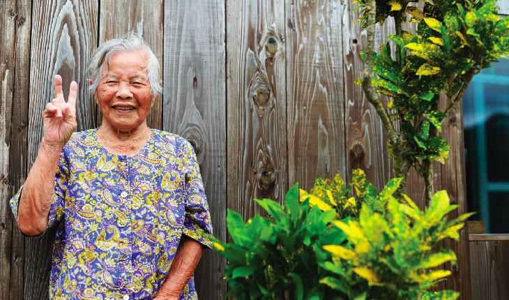 چرا جزایر اوکیناوا ژاپن مملو از شهروندان 100 ساله است؟
