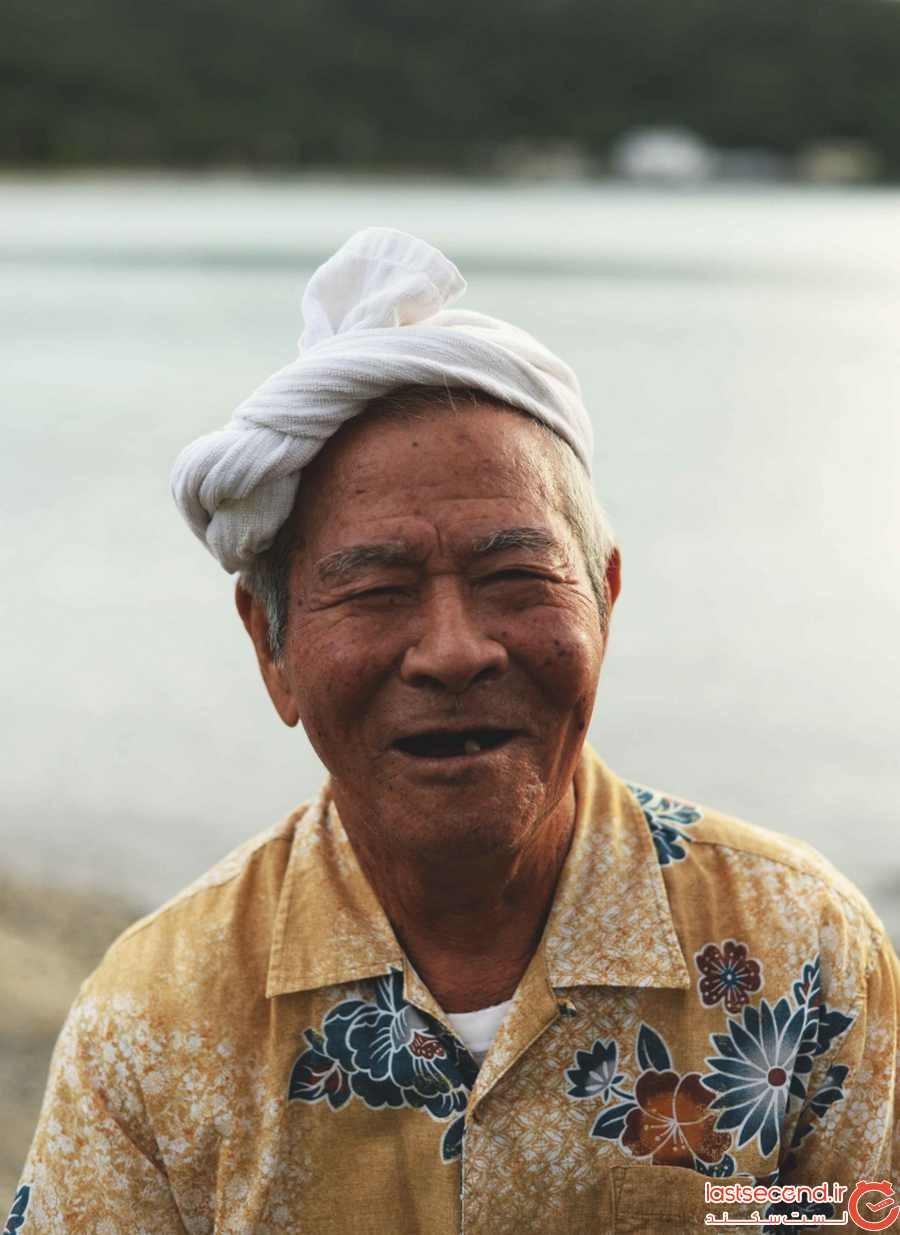 چرا جزایر اوکیناوا ژاپن مملوء از شهروندان 100 ساله است؟