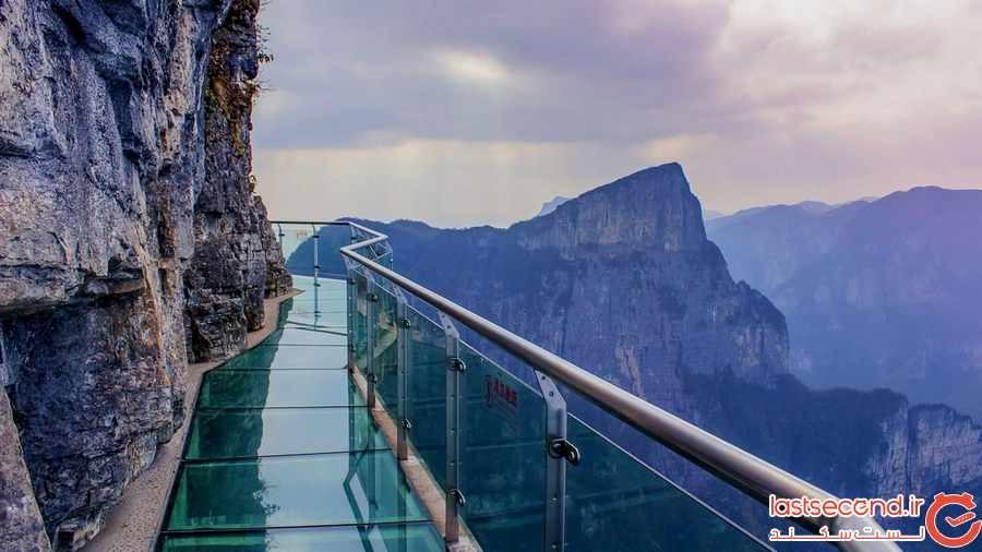 ترسناک ترین جاذبه های گردشگری در چین 