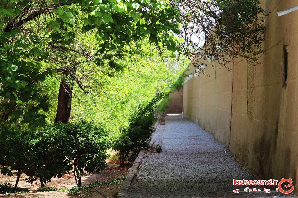 باغ پهلوان پور یزد