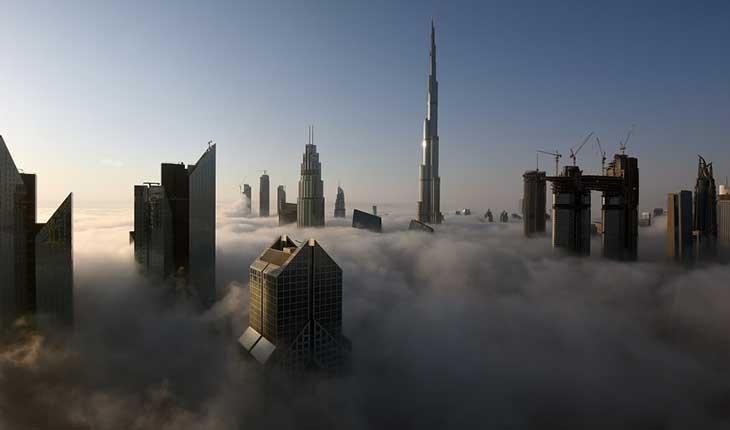 نگاهی به درون بلندترین برج جهان ، برج خلیفه 