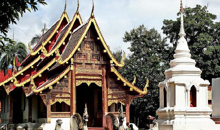 معبد بودایی فرا سینگ