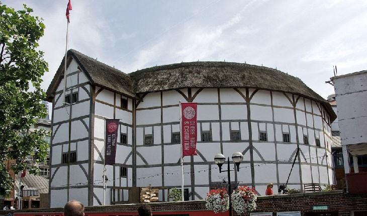تئاتری که از شکسپیر به جای مانده است!