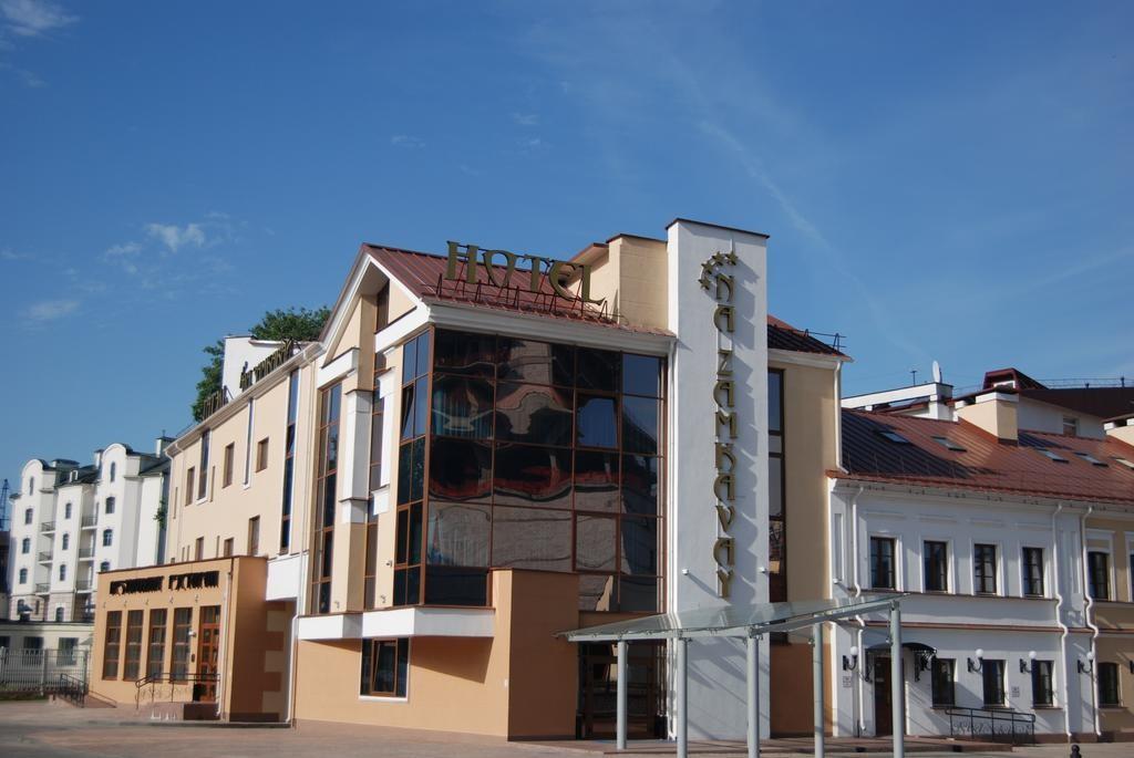 هتل ویکتوریا نا زامکووی