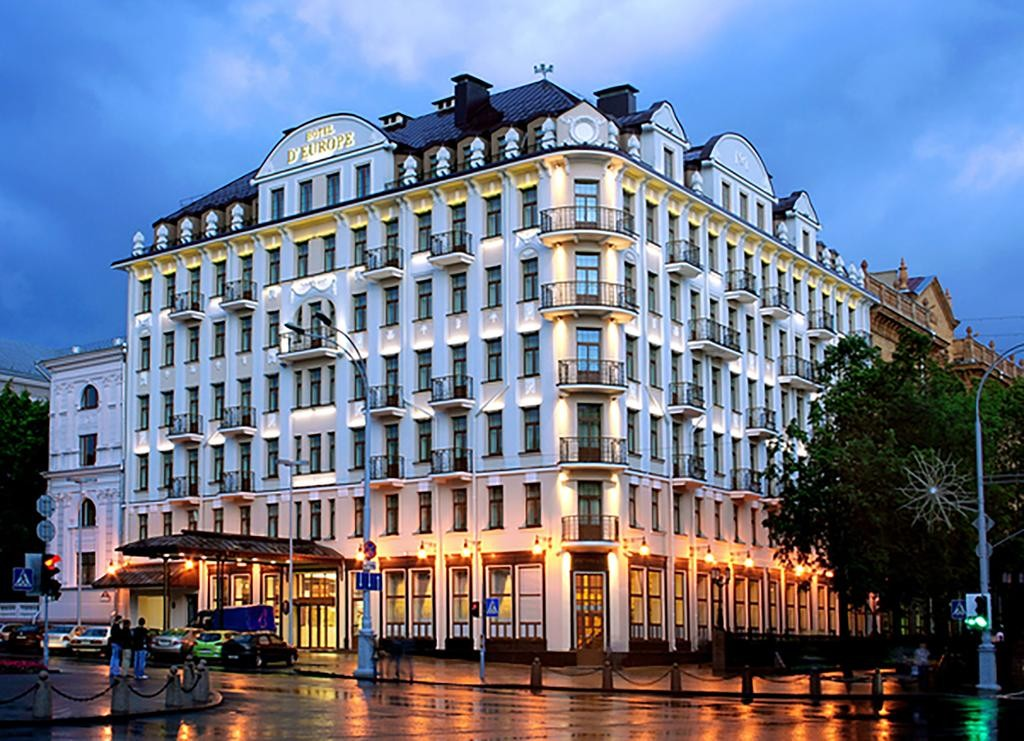 هتل یوروپ