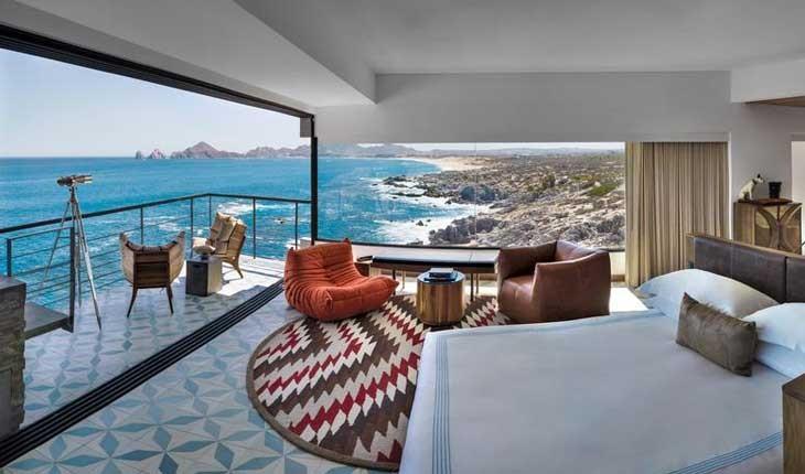 هتل کیپ ، هتلی بی نظیر در سواحل مکزیک 