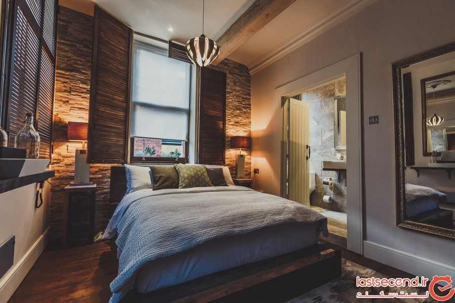 آیا جرات میکنید در ترسناک ترین هتل لندن ساکن شوید؟