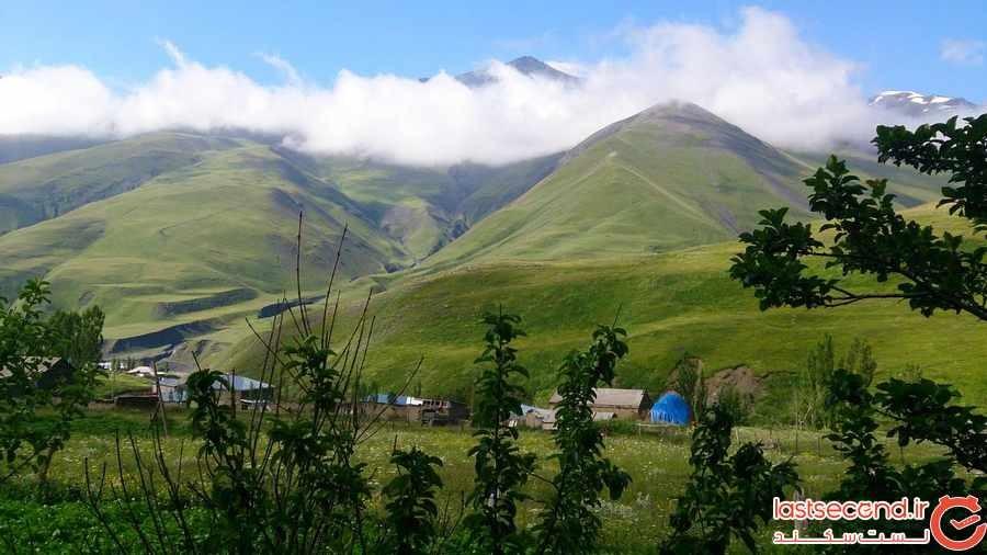 خینالیق، روستای سرگیجه قوبا