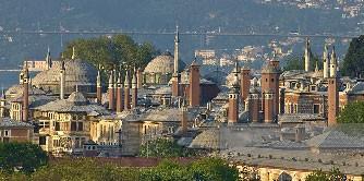 سفرنامه ی استانبول- زیر گنبدهای کبود