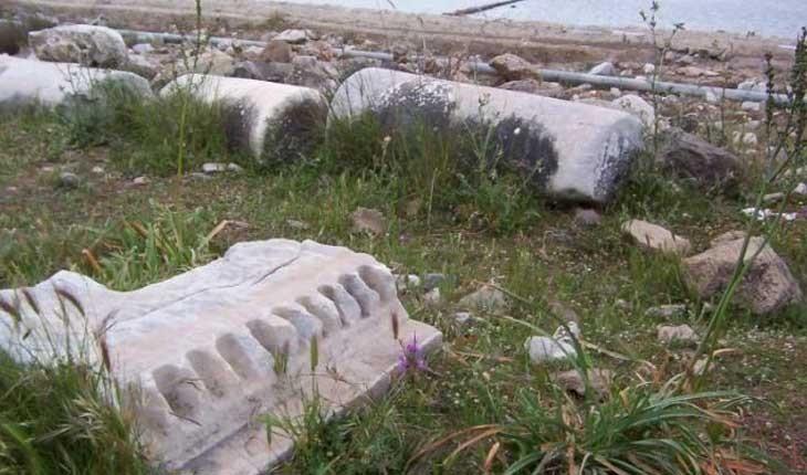 یک شهر باستانی در ترکیه به فروش می رسد 