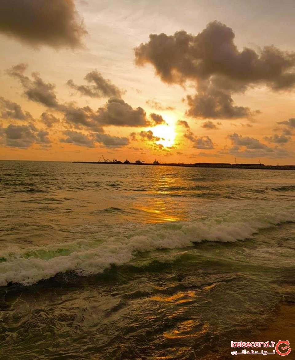 ساحل سریلانکا
