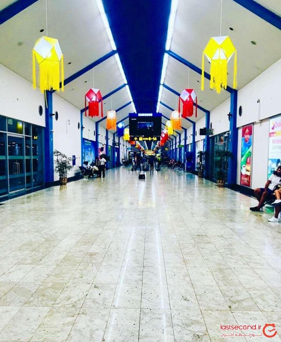 فرودگاه ویزا در سریلانکا