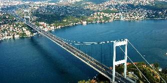 سفرنامه و راهنمای سفر به استانبول شهر بندرها و کشتی  ها