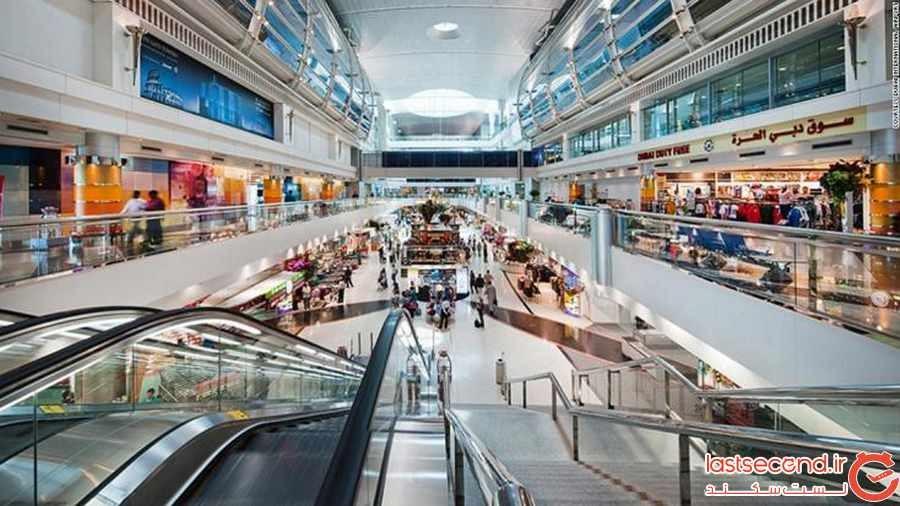 شلوغ ترین فرودگاههای جهان را بشناسید