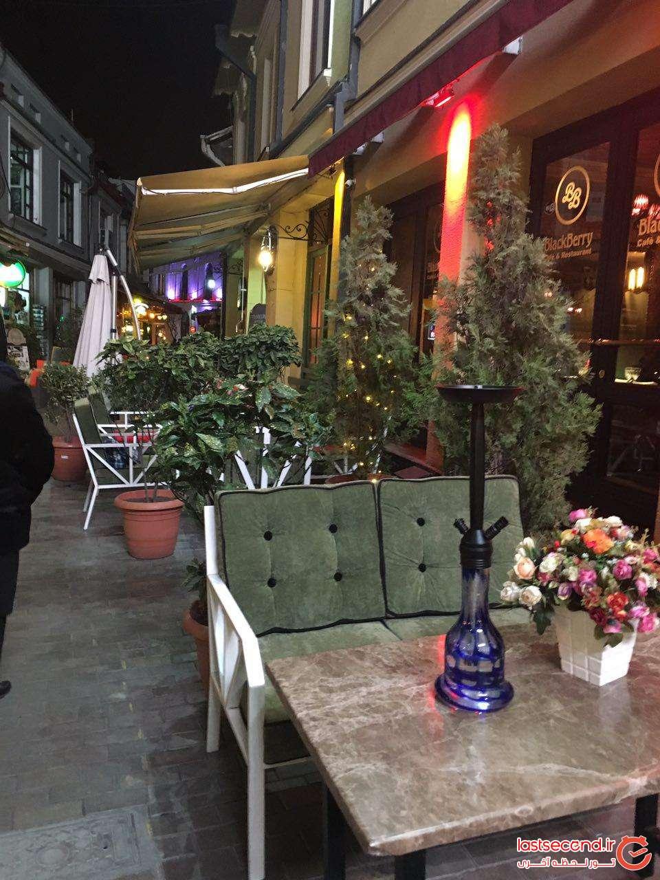 خیابان شاردنی تفلیس