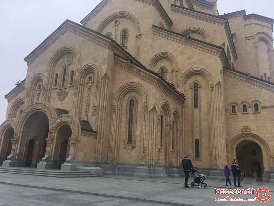 کلیسای تفلیس