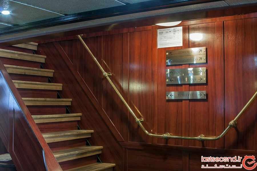 هتل فورچونا بوت ( Fortuna Boat) ، هتلی به روی آب در بوداپست 