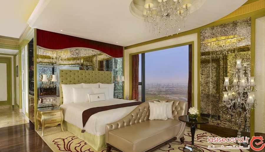 هتل ریوری سایگون (The Reverie Saigon) ، اقامتگاهی پرزرق و برق در ویتنام