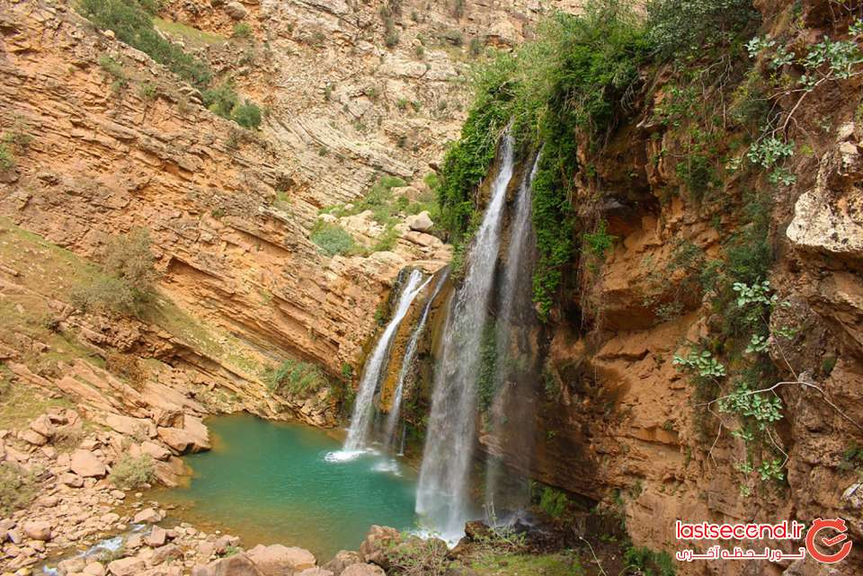 آبشار دوم شوی