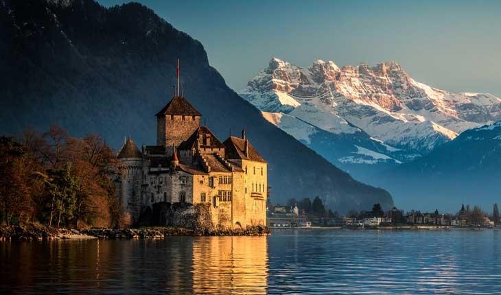جاذبه های گردشگری شهر مونترو در سوئیس 