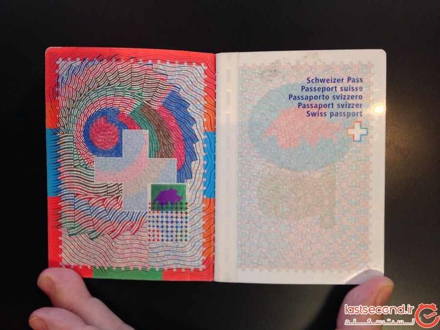جالب ترین پاسپورت های جهان 